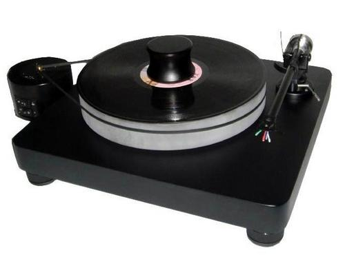 New SR Turntable