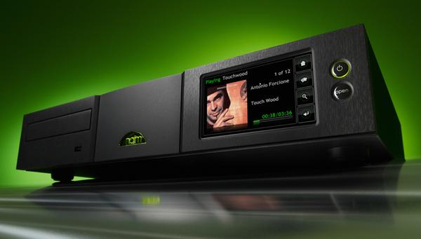 New From NAIM